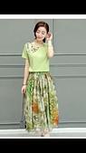 香奈兒  chanel  衣服:商品編號:79303139 💰2200品牌: 香奈兒😻😻碎花中長款顯瘦兩件套👍👍4.jpg