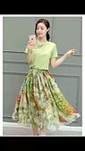 香奈兒  chanel  衣服:商品編號:79303139 💰2200品牌: 香奈兒😻😻碎花中長款顯瘦兩件套👍👍3.jpg