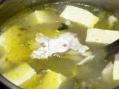 羅山泥火山豆腐:泥火山豆腐魚湯