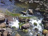 石碇之旅:溪水