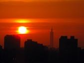 關於天空:日出