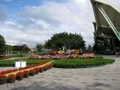 2013台北花卉展:圓山站旁