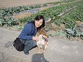 2009春節賞花樂:我與妞妞