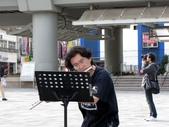 2013台北花卉展:街頭藝人