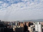 關於天空:多雲