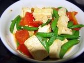 羅山泥火山豆腐:炒泥火山豆腐