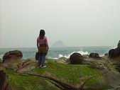 基隆和平島公園:望海