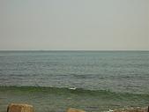 基隆八斗子風情畫:海浪
