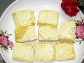 羅山泥火山豆腐:香煎泥火山豆腐