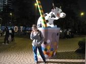 2009台北燈節:飲料牛