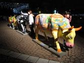 2009台北燈節:奔牛群