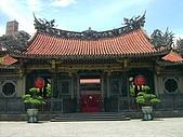 萬華龍山寺:龍山寺