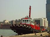 基隆八斗子風情畫:工務船
