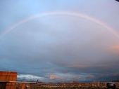 關於天空:彩虹