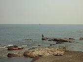 基隆八斗子風情畫:海景