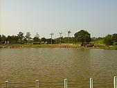 台中都會公園:人工景觀湖