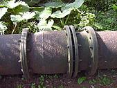 天母古道:水管