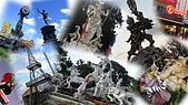 DAY 1 峇里島燒錢團~:這邊很多大雕像