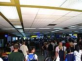 DAY 1 峇里島燒錢團~:入境排超級久…