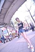 我的人像攝影作品精選:2018/03/18 Qmei @ 信義區香堤大道