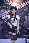 我的人像攝影作品精選:2017/12/03 臺灣國際軍事戶外玩具槍用品展 Show Girl @ 新莊體育館