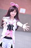 我的人像攝影作品精選:2018/03/04 台大體育館 CWT48 Cosplayer