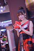 我的人像攝影作品精選:2018/07/08 台北多媒體展 Show Girl @ 台北世貿