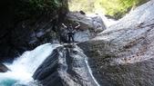 27-溯溪 探點釣魚 苦花釣況:1-溯三小時溪 到達石缸瀑布.jpg