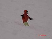 2006年2月6日苗場:雪下一晚居然過膝