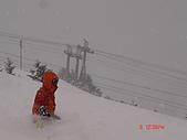 2006年2月6日苗場:重心要往後不能往前