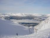 加拿大 Whistler ski trip:要上天堂的T-bar
