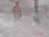 2006年2月6日苗場:今天雪下得有夠大