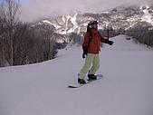 20060225~3/3日本志賀高原:我先走了喔...坐太久..屁屁會很冰