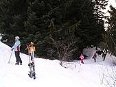 加拿大 Whistler ski trip:早上出發到雪場的必經之路