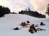 加拿大 Whistler ski trip:還沒開始滑雪前的熱身