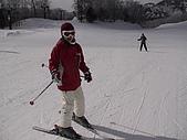 20060225~3/3日本志賀高原:Carol:現在還是A剎...怎麼滑併腿?