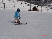 2006年2月6日苗場:小朋友好可愛