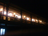 2009中秋:由外看餐廳內