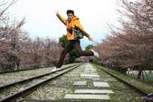 20120406 重返京都:007. 黃色小飛俠.JPG