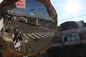 20091212 新竹五峰一日遊:04. 又剛好有自拍鏡….JPG