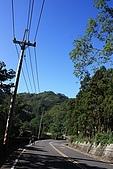 20091212 新竹五峰一日遊:16. 天氣真的有夠好…聽說台北早上下大雨….JPG
