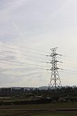 20091212 新竹五峰一日遊:55. 農田必備…電塔….JPG