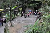 秋遊後慈湖:這座碉堡專給元首避難用的,現在是蝙蝠的家,氣油味好重!