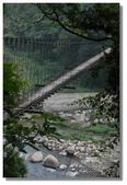 紫色午後:120線道旁的龍騰吊橋,很少人知道
