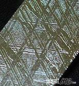 艾文拍的美美水晶:有明顯「維德曼交角圖案」的天鐵剖面