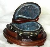 艾文拍的美美水晶:罕見的日本勾玉形聚寶盆,酷呆了!