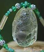 艾文拍的美美水晶:可帶來財富的黃水晶黃財神項鍊