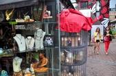 上海驚奇-2013/10:田子坊胡同裡有趣的小舖子