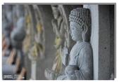 早安!花蓮~觀海:吉安鄉慶修院裡的諸佛菩薩像