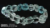 艾文拍的美美水晶:另一串美麗的拓拔石板珠手珠